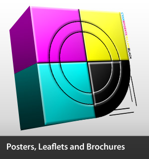 Posters, Leaflets and Brochures